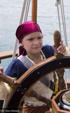 158678428adf9 Wish kid Alby went from a patient to a pirate to an inspiration to everyone.