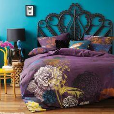elegant feminine bedroom bohemian oh my goddess Whimsical Bedroom, Feminine Bedroom, Home Bedroom, Master Bedroom, Bedroom Ideas, Dream Bedroom, Purple Bedrooms, Aqua Rooms, Quilt Cover Sets