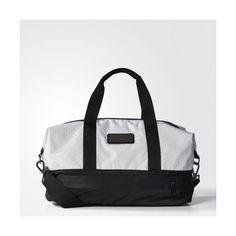 adidas Small Gym Bag - Black | adidas US (14075 DZD) ❤ liked on Polyvore featuring bags, handbags, adidas purse, adidas bag, adidas and gym bag