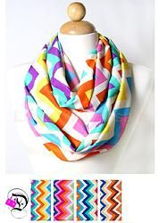 Multi Color Chevron Infinity Scarf $10.99 Chevron Infinity Scarves, Color Combinations, Pattern, Fashion, Color Combos, Moda, Fashion Styles, Patterns, Colour Combinations