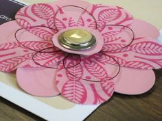 Flower Fabrication Fiesta! - Club CK Blog - Club CK - The Online Community and Scrapbook Club from Creating Keepsakes