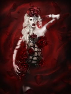 Photo red roses by Rebeca  Saray on 500px