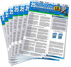 Free newsletter on home based business ideas