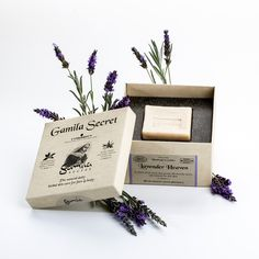 Lavender Heaven Cleansing Bar - A sweet, fresh sent with a calming, healing and restorative effect. It is the perfect fragrance for people with skin problems such as eczema and psoriasis.