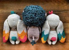 This three cuties are available on Etsy! . . #handmade #handmadewithlove #handcraft #handmadedoll #craft #crochet #crocheting #crochetdoll #crochetdesign #amigurumi #amigurumidoll #amigurumidesign #bunny #lion #etsy #etsyseller #prenzlzwerg #liebsteMaschen #berlin #ostern #eastern #osterhase