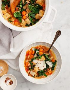 Ribollita - the perf