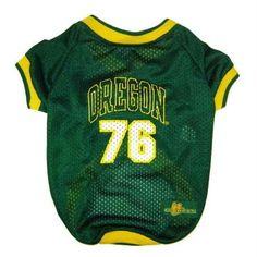Oregon Ducks Jersey Large