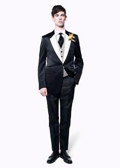 Alexander McQueen -Menswear Pret A Porter- Primavera/Verano (Milán) #Moda
