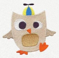 The Adroit Owl_image  ok he reminds of a few people but loving the design