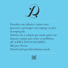 Coaching - talentos