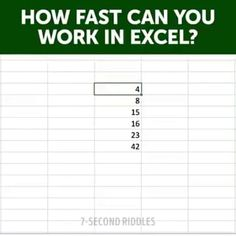 Just some quick Excel tips Computer Lessons, Computer Basics, Technology Lessons, Computer Help, Computer Tips, Excel Tips, Excel Hacks, Diagramme De Gantt Excel, Typing Hacks