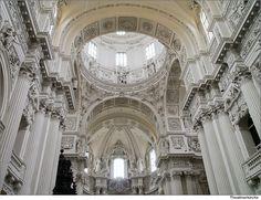München: Theatinerkirche   Blick zu der großen Kuppel im Inn…   Flickr