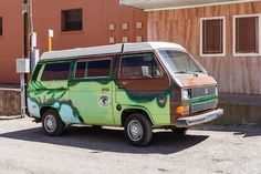 #Volkswagen transporter T3 Silver City, New Mexico, USA