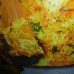 torta carote - patate spinaci e crema