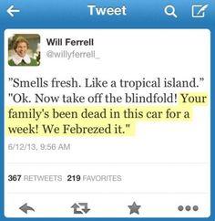 Smells fresh....