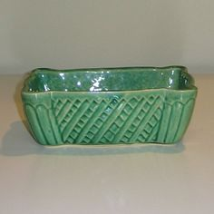 Vintage Cookson Pottery 626 from Roseville Ohio by GreenSagedotcom, $15.00