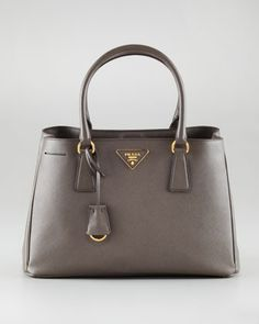 East West Double Handle Tote By Prada At Neiman Marcus Want This Soooo