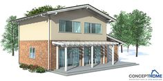 house design small-house-oz43 1