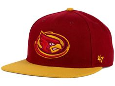 competitive price 660f6 c5b03 Iowa State Cyclones  47 NCAA Youth  47 Lil Shot Captain Cap