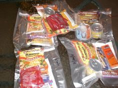 Homemade MREs - Survival at Home