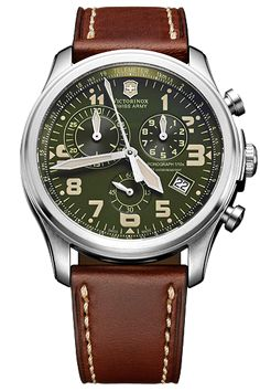 Infantry Vintage Chronograph | Victorinox Swiss Army | Tourneau