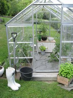 new green house