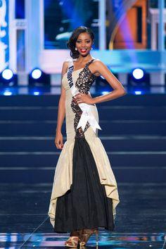 MAHEDER TIGABE Miss Ethiopia 2013