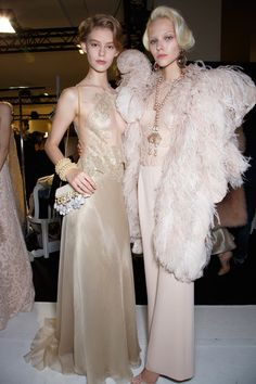 Armani Privé at Couture Fall 2013 - Livingly