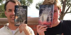 Laguna Niguel father and son publish second science-fiction novel Science Fiction Series, Father And Son, Step By Step Instructions, Book Series, Novels, The Incredibles, Orange County, Articles, Daddy And Son