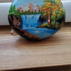 Country Landscaping, Landscaping With Rocks, Landscaping Ideas, Hand Painted Rocks, Beautiful Rocks, Rock Crafts, Stone Art, Paper Weights, Rock Art