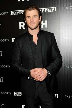 #ChrisHemsworth attends the Ferrari & The Cinema Society screening of 'Rush' at #ChelseaClearview Cinemas in NYC on Sept 18, 2013 http://celebhotspots.com/hotspot/?hotspotid=5488&next=1