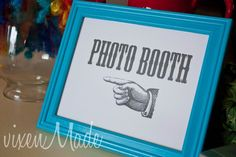 Circus Party Details and Printables - vixenmade parties