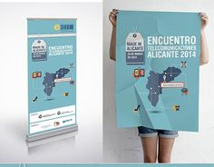 "Check out new work on my @Behance portfolio: ""Cartel para evento"" http://be.net/gallery/43597843/Cartel-para-evento"