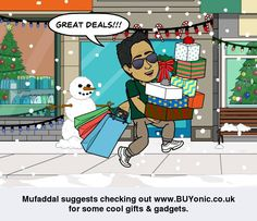 www.BUYonic.co.uk for great deals on gifts and gadgets!!!