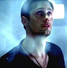 Eric Northman, seriously can you ever get enough of him?! No....the answer is, No.
