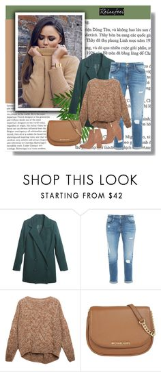 """""""Relaxfeel 6"""" by mell-2405 ❤ liked on Polyvore featuring Relaxfeel, Frame Denim, MICHAEL Michael Kors, River Island, women's clothing, women's fashion, women, female, woman and misses"""