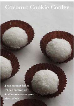 ココナッツクッキークーラー by リメンバーザレモン