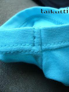 Taikutti: vinkki hihansuiden ompeluun