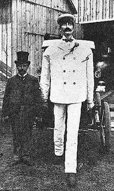 1890 the Automaton man