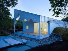 hiroyuki arima designs a house around the lunar cycle | designboom