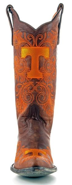 Tennessee Vols boots SOMEONE NEEDS TO BUY ME THESE =)