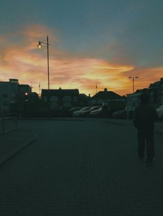 Nights walk away Walking Away, Celestial, Sunset, Night, Outdoor, Outdoors, Sunsets, Outdoor Games, The Great Outdoors