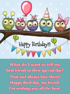Send Free Happy Birthday to my Lovely Friend Card to Loved Ones on Birthday & Greeting Cards by Davia. It's free, and you also can use your own customized birthday calendar and birthday reminders. Happy Birthday Wishes Messages, Happy Birthday My Friend, Birthday Message For Friend, Happy Birthday Wishes Cards, Birthday Reminder, Birthday Card Sayings, Birthday Cards For Friends, Happy Birthday Fun, Birthday Greeting Cards
