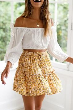 Cute & Trendy Summer 2019 Outfit Ideas, Cute & Trendy Summer 2019 Outfit Ideas Summer outfits Summer outfitsmodest clothes, peplum top, modest clothing, modest s Modest Summer Outfits, Summer Outfit For Teen Girls, Teen Girl Outfits, Teen Fashion Outfits, Spring Dresses, Teen Summer Dresses, Cute Teen Dresses, Teen Girl Clothes, Cute Summer Outfits For Teens