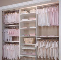 117 Best Nursery Closet Organization Images On Pinterest In 2018 Baby Room Storage And