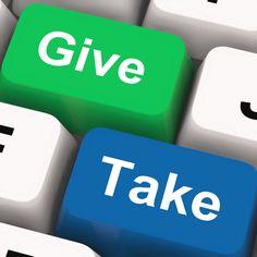 Tauschen und schenken statt kaufen oder entsorgen