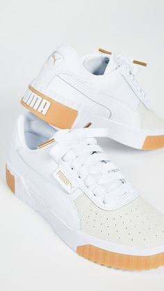 New PUMA Cali Exotic Sneakers. Womens Fashion Shoes from top store Sneaker Outfits, Sneakers Fashion Outfits, Fashion Shoes, Fashion Dresses, Sneakers Mode, White Sneakers, Shoes Sneakers, Running Sneakers, Casual Sneakers