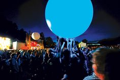 Crowd Activation's Zygote balls are helium-filled, oversize balloons that…