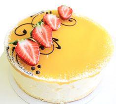 Picobello Patisserie | Cakes | Pastries | Savouries | Gluten Free Cakes | Bicton, Perth mango mousse