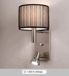 Organza Black Chelsea 1 Wall Sconce  Item# OrganzaBlackChelsea1  Regular price: $300.00  Sale price: $255.00